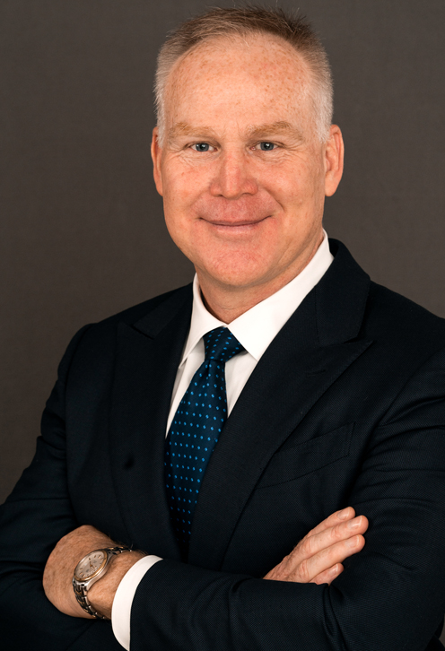 Headshot of EIC Board Member Alan Armstrong